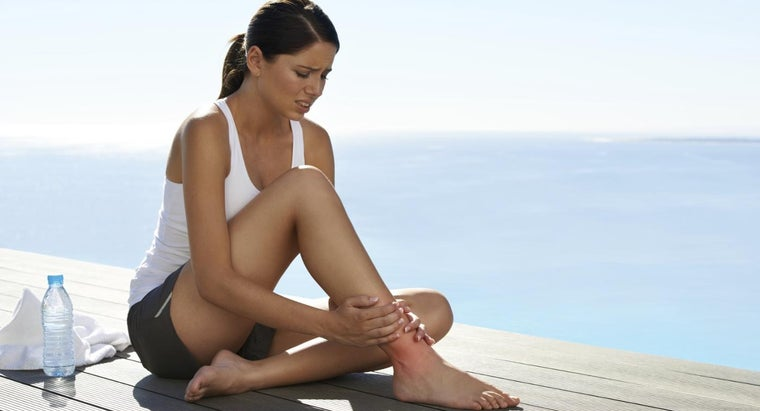 How Do You Treat a Twisted Ankle?