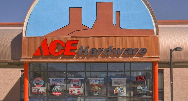 What Services Does Ace Hardware Provide?