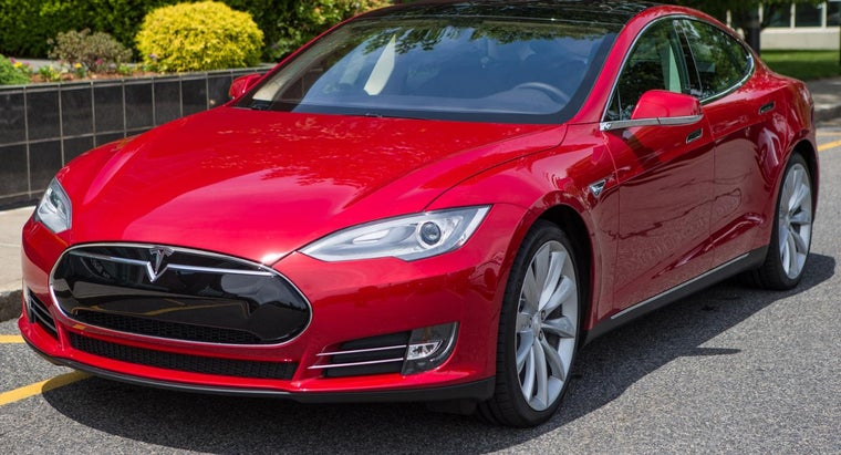 How Can You Lease a Tesla Model S?