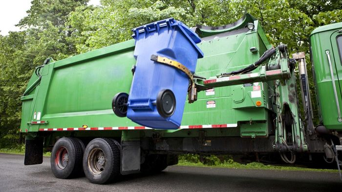 What Happens to the Trash Pick-up Schedule When There Is a Holiday?