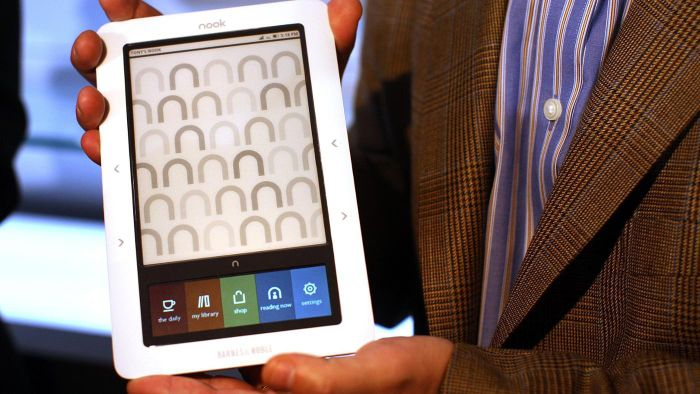 What Is the Barnes & Noble Nook?