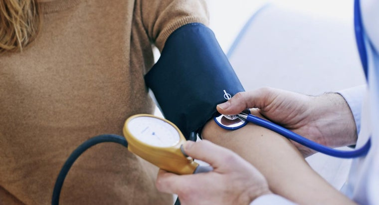 What Is a Blood Pressure Reading Chart?