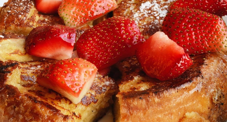 What Is a Creative Recipe for French Toast?