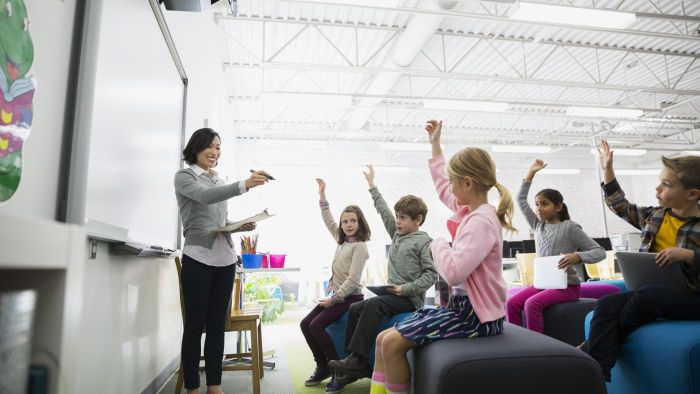 How Do Schools Come up With a Teaching Curriculum?