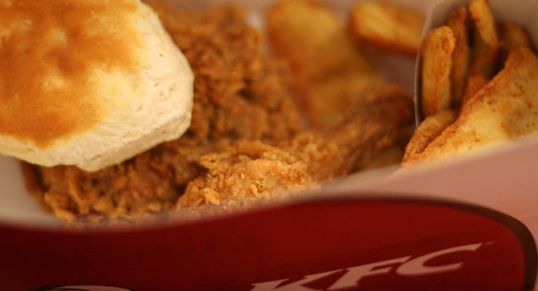 What Were the Cheapest KFC Meals in 2014?