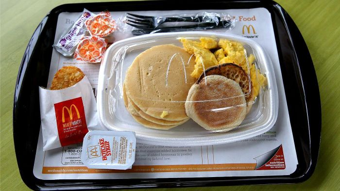 What Is on McDonald's Breakfast Menu?