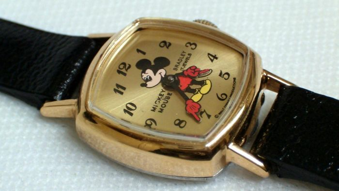 Where Can You Purchase Vintage Mickey Mouse Watches?