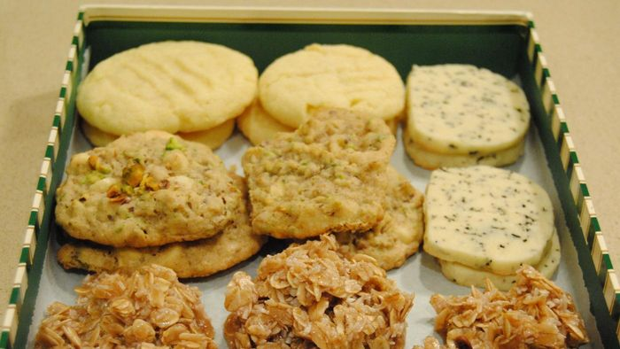 What Is an Easy Recipe for Shortbread Cookies?
