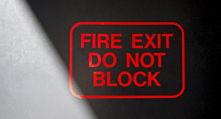How Does a Fire Door Qualify for a Warnock Hersey Mark?
