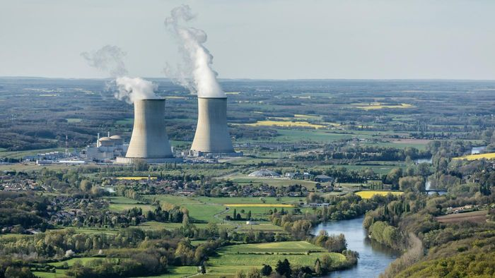 Where Can You Find a Map of Nuclear Power Plants?
