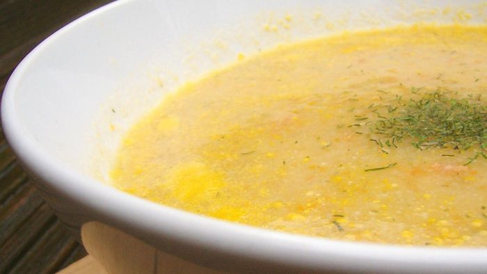 What Is a Good Cauliflower Soup Recipe?