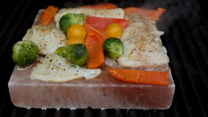 How Do You Cook on a Salt Block?