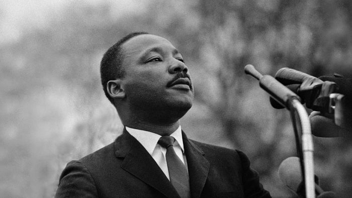 What are some myths of MLK that people take as fact?