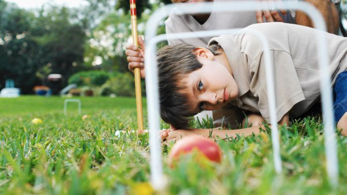 What Are the Simple Rules of Croquet?