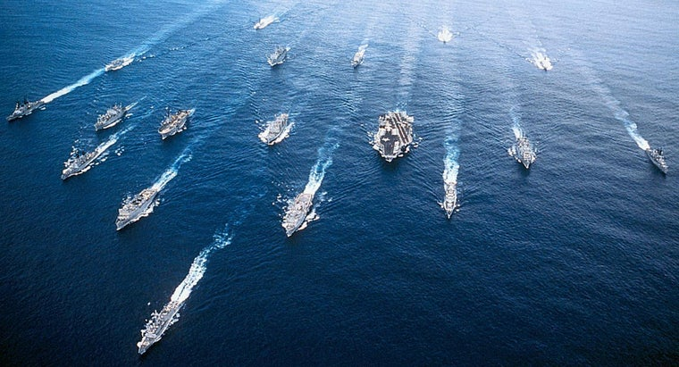 Where Can a List of Active U.S. Naval Ships Be Found?