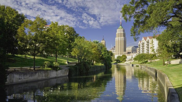 What Is Some Basic Information About the San Antonio Water System?