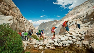 Where Is Mount Whitney National Park?