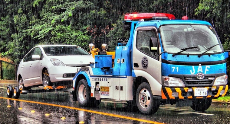 What Is the Average Cost Per Mile for a Tow Truck?