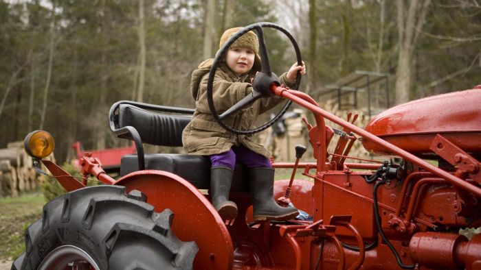Where can you find used farm tractor tires for sale?