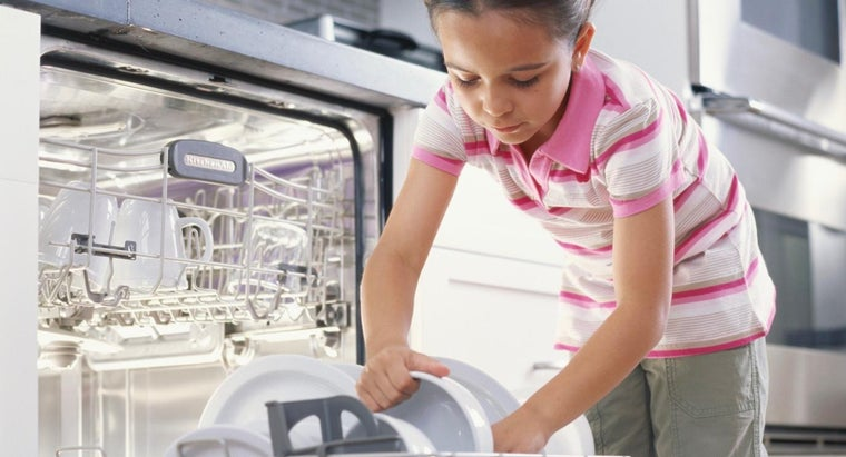 What Are Some Different Dishwasher Depths?