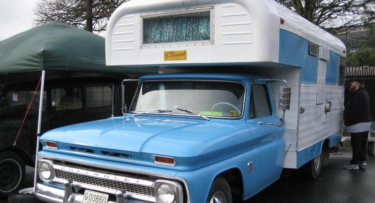 Can You Find Used Truck Campers for Sale on the Internet?