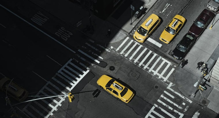 What Are the Rules for Right of Way?