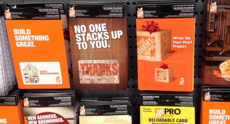 How Do You Redeem Different Types of Gift Cards?