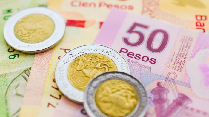 What is the Mexican peso?