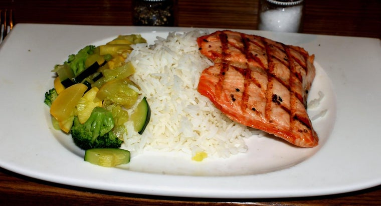 Where Can You Find a Recipe for Teriyaki Salmon?