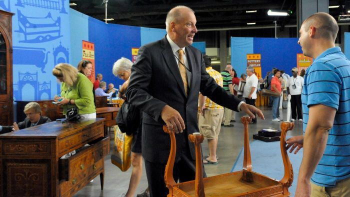 "Where Can You Find a List of Upcoming ""Antiques Roadshow"" Locations?"