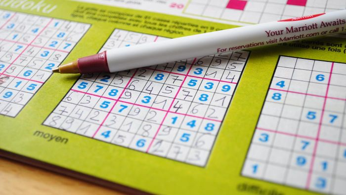 How do you play Sudoku?
