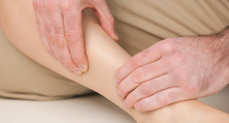 What Are Some Causes of Leg Pain?