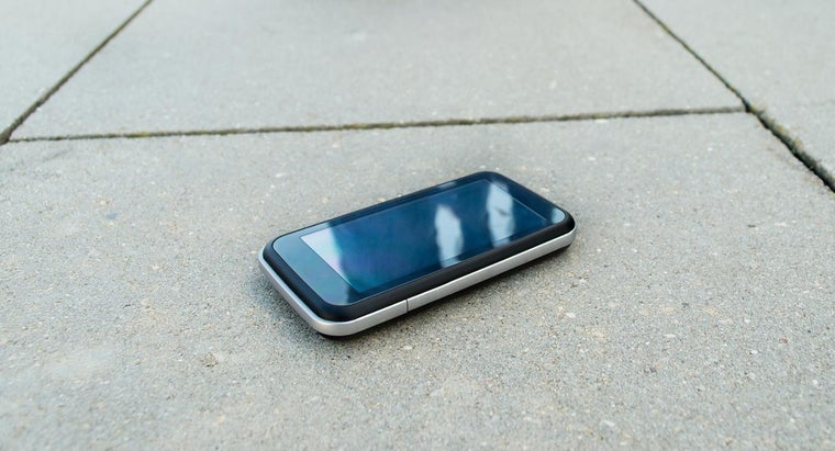 How Do You Find a Lost Cellphone With GPS?