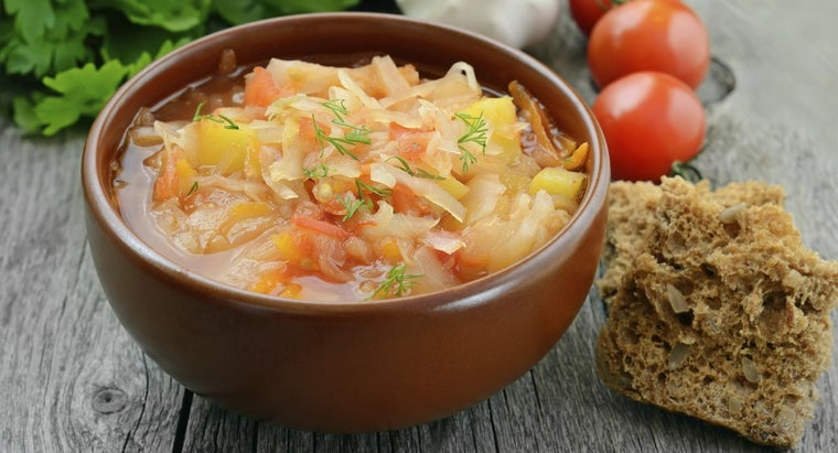 What Spices Do You Use for the Cabbage Soup Diet?