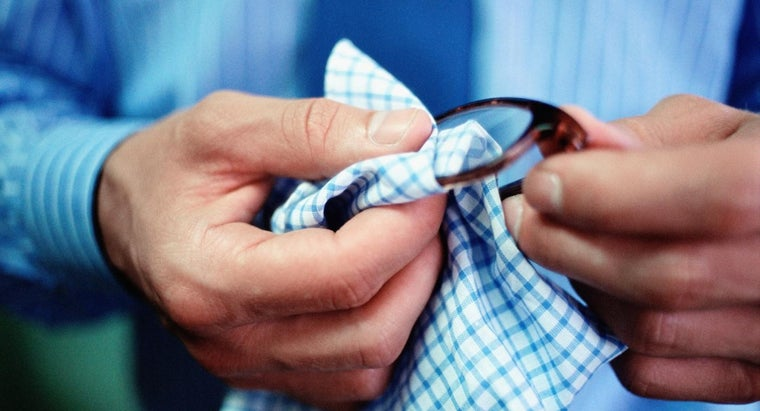 Can You Fix a Scratch in Eye Glasses?