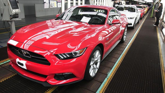 How Much Does a 2015 Mustang Weigh?