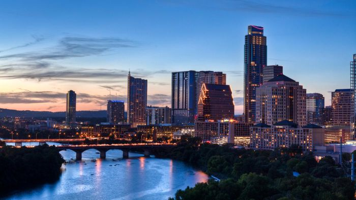 What Are the Biggest Cities in Texas?