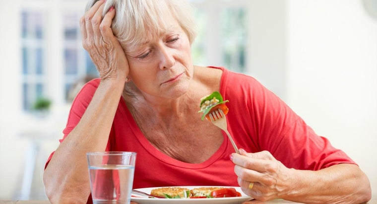 What Causes Loss of Appetite?