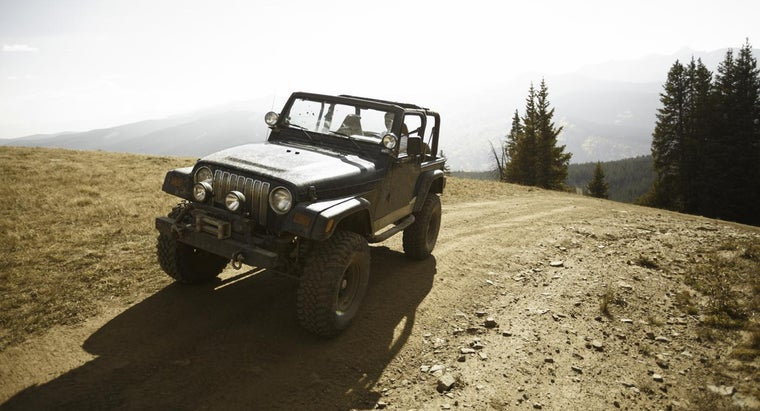 What Are Some Good Jeep Repair Manuals?