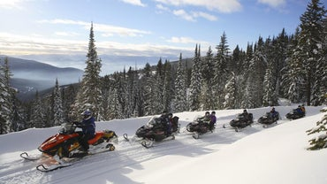 What Are Some Popular Snowmobile Trails in Ontario?