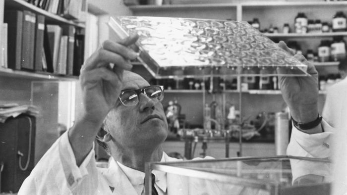 What Was Dr. Jonas Salk's Personal Life Like?