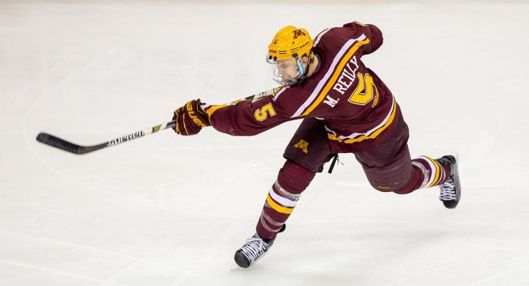 What Were the Final College Hockey Rankings of the 2014 Season?