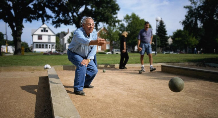 What Are the Court Rules of Bocce Ball?