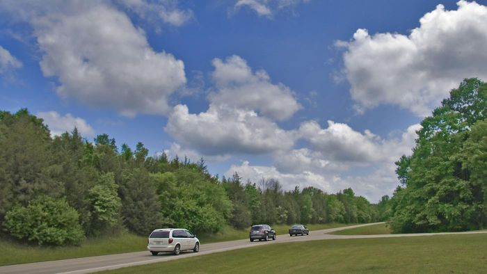 What Is the Significance of the Natchez Trace Parkway?