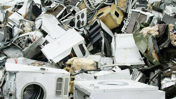 How Do You Recycle an Old Appliance?