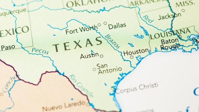 Is a Texas Map With All Its Cities Available Online?