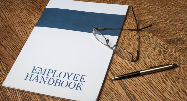 Can You Get Sample Employee Policy Handbooks Online?