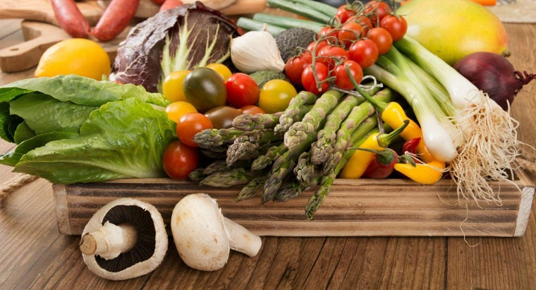 What Are Some Vegetables Rich in Vitamin D?