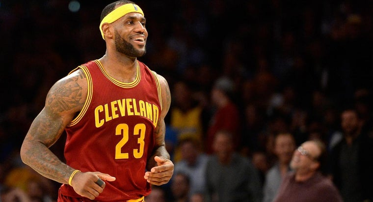 What Shoes Did Lebron James Wear in 2014?