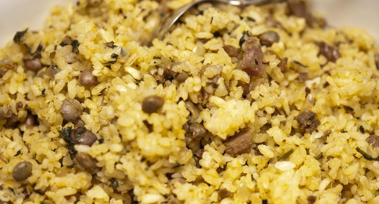 What Is a Good Pigeon Peas and Rice Recipe?